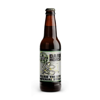 Dark Horse Brewing Company Dark Horse Plead the 5th Imperial Stout - 35,5 cl