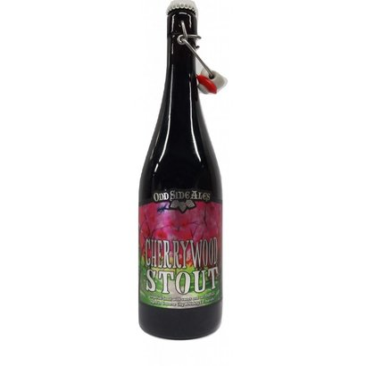 Odd Side Ales Odd Side Ales Cherry Wood Stout - 75 cl