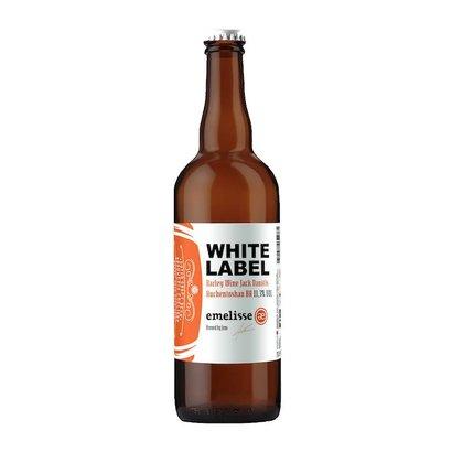 Brouwerij Emelisse (Slot Oostende) White Label Barley Wine Jack Daniëls Auchentoshan BA - 75 cl