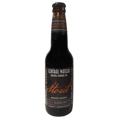 Central Waters Brewing Co. Central Waters Brewer's Reserve Bourbon Barrel Stout - 35,5 cl