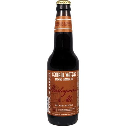 Central Waters Brewing Co. Central Waters Brewer's Reserve Bourbon Barrel Barleywine - 35,5 cl