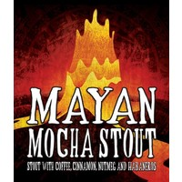 Odd Side Ales Odd Side Ales Mayan Mocha Stout