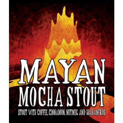 Odd Side Ales Odd Side Ales Mayan Mocha Stout - 35,5 cl