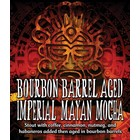 Odd Side Ales Odd Side Ales Bourbon Barrel Aged Imperial Mayan Mocha