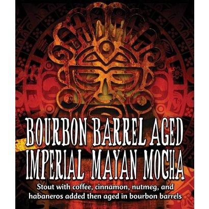Odd Side Ales Odd Side Ales Bourbon Barrel Aged Imperial Mayan Mocha - 35,5 cl