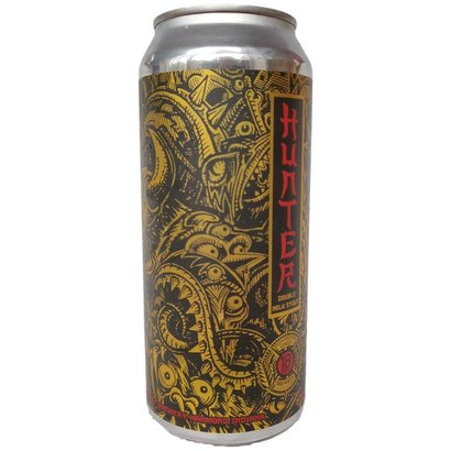 18Th Steet Brewery 18Th Steet Brewery Hunter - 473 ml