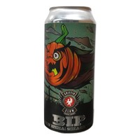 Griffin Claw Brewing Company Griffin Claw Bourbon Imperial Pumpkin (BIP)
