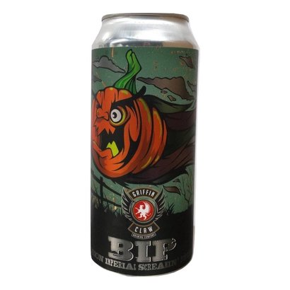 Griffin Claw Brewing Company Griffin Claw Bourbon Imperial Pumpkin (BIP) - 473 ml