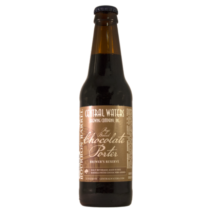 Central Waters Brewing Co. Central Waters - Brewer's Reserve Rye Barrel Chocolate Porter 2019 - 35,5 cl