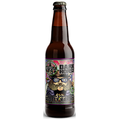 Dark Horse Brewing Company Dark Horse Scotty Karate Scotch Ale - Bourbon Barrel Aged - 35,5 cl