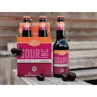 New Holland Brewing Company New Holland sour stout with cherries  - 35,5 cl