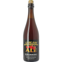 Cascade Brewing Cascade Brewing Strawberry 2014 Vintage