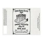 Odd Side Ales Odd Side Ales Sweet Potato Soufflé Rye Whiskey Barrel Aged Ale