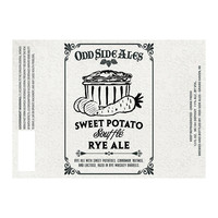 Odd Side Ales Odd Side Ales Sweet Potato Soufflé Rye Whiskey Barrel Aged Ale