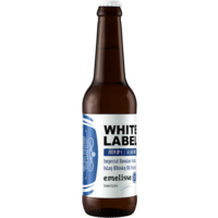 Brouwerij Emelisse (Slot Oostende) Emelisse White Label Imperial Russian Stout Islay Whisky BA Peated 2019 Nº 1