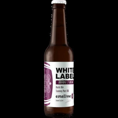Brouwerij Emelisse (Slot Oostende) Emelisse White Label Dark Ale Tawny Port BA 2019 Nº 2 - 33 cl