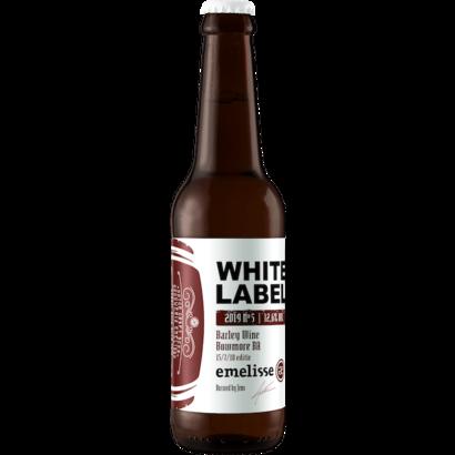 Brouwerij Emelisse (Slot Oostende) Emelisse White Label Barley Wine Bowmore BA 15/7/18 editie 2019 Nº 5 - 33 cl
