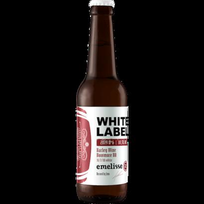 Brouwerij Emelisse (Slot Oostende) Emelisse White Label Barley Wine Bowmore BA 2019 Nº 6 31/7/18 - 33 cl