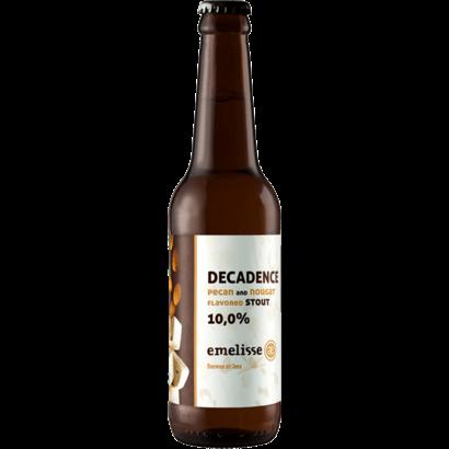 Brouwerij Emelisse (Slot Oostende) Emelisse Decadence Stout - 33 cl