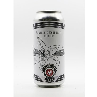 Griffin Claw Brewing Company Griffin Claw Vanilla And Chocolate Porter - 473 ml