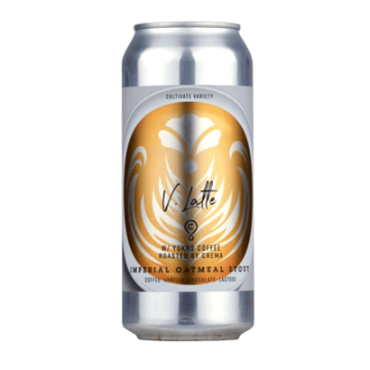 Bearded Iris Brewing Bearded Iris Brewing V. Latte: Yukro - 473 ml