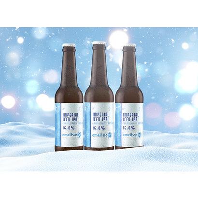 Brouwerij Emelisse (Slot Oostende) Emelisse Imperial Iced IPA 16% - 33 cl BESCHIKBAAR VANAF 11-12-2019