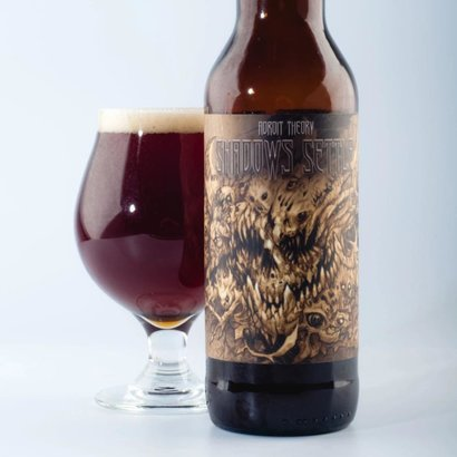 Adroit Theory Brewing Company Adroit Theory Brewing Company Shadows Settle - 65 cl