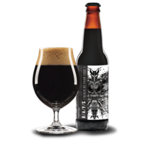 Adroit Theory Brewing Company Adroit Theory B/A/Y/S [BLACK AS YOUR SOUL] - IMPERIAL STOUT (Ghost 786)