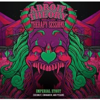Adroit Theory Brewing Company Adroit Theory Therapy Sessions (Coconut, Cinnamon, & Pecan) (Ghost 795)