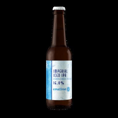 Brouwerij Emelisse (Slot Oostende) Emelisse Imperial Iced IPA 16% - 33  cl