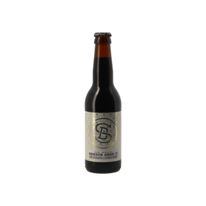 Sori Brewing Sori Shadow Game 2 Dark Chocolate & Valencia Orange Barrel Aged - 33 cl