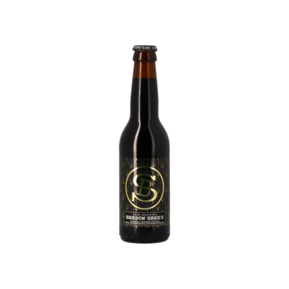 Sori Brewing Sori Shadow Game 5 Almond & Holmen Coffee Heaven Hill Bourbon BA - 33 cl