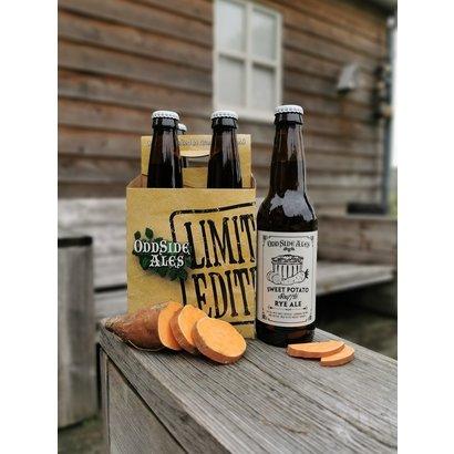 Odd Side Ales Odd Side Ales Sweet Potato Soufflé Rye Whiskey Barrel Aged Ale 35,5 cl