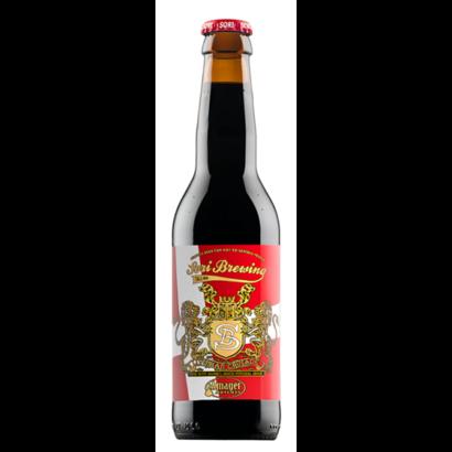 Sori Brewing Sori Livonian Crusade Bourbon Barrel Aged - 33 cl