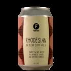 Brouwerij Frontaal Frontaal Rhodesian BA Blend 2019 Vol II