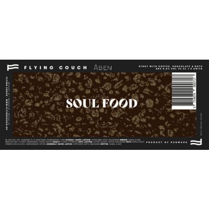 Flying Couch Brewing Flying Couch / ÅBEN - Soul Food - 33 cl