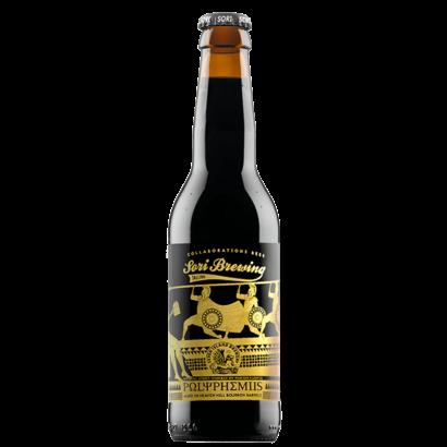 Sori Brewing Sori Polyphemus (Heaven Hill Bourbon BA) - 33 cl