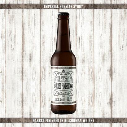 Brouwerij Emelisse (Slot Oostende) Emelisse Barrel Finished #3 - 33 cl