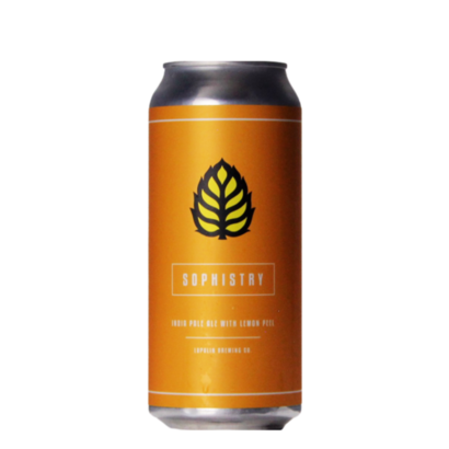 Lupulin Brewing Lupulin Brewing Company  Sophistry 06 - 473 ml