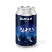 Wild Leap Brew Co. Wild Leap Alpha Abstraction Vol. 12