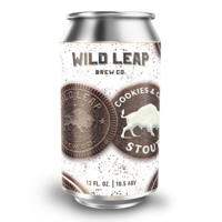 Wild Leap Brew Co. Wild Leap Cookies & Cream Stout