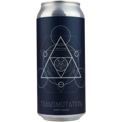Adroit Theory Brewing Company Adroit Theory Transmutation (Ghost 847) - 473 ml