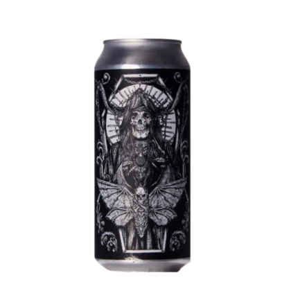 Adroit Theory Brewing Company Adroit Theory Evangelion XII: Leliel Edition (Ghost 854)