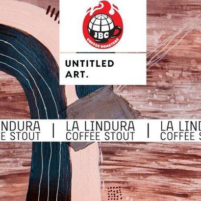 Untitled Art Untitled Art. La Lindura Coffee Stout - 35,5 cl