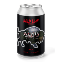Wild Leap Brew Co. Wild Leap Brew Co. Alpha Abstraction Vol. 13