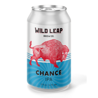 Wild Leap Brew Co. Wild Leap Brew Co. Chance IPA