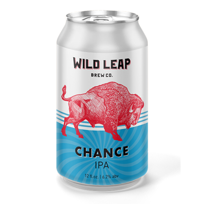Wild Leap Brew Co. Wild Leap Brew Co. Chance IPA - 35,5 cl