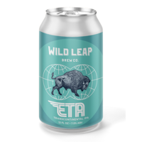 Wild Leap Brew Co. Wild Leap Brew Co. ETA IPA