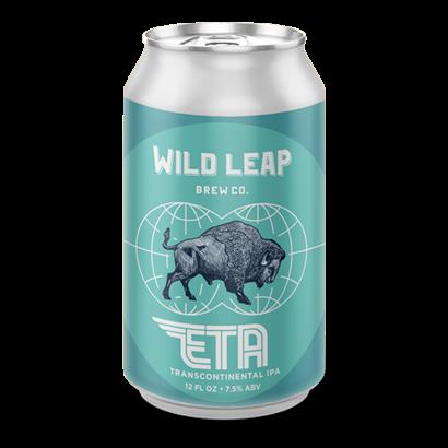 Wild Leap Brew Co. Wild Leap Brew Co. ETA IPA - 35,5 cl