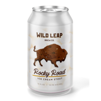 Wild Leap Brew Co. Wild Leap Brew Co. Rocky Road Ice Cream Stout